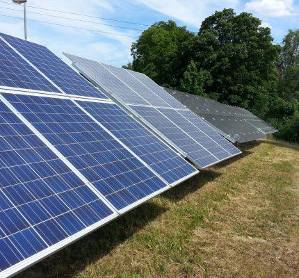 Potenzial für Photovoltaik in Deutschland