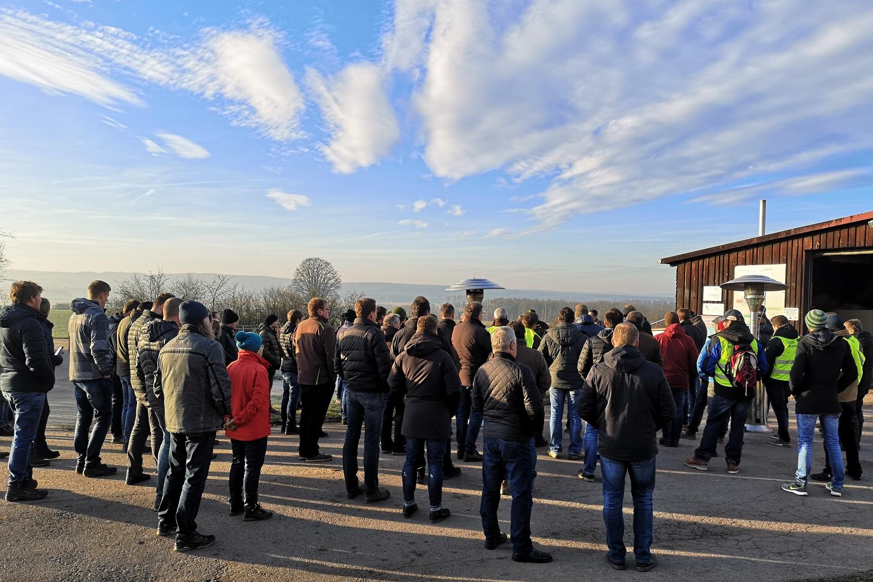 C.A.R.M.E.N.-Fachgespräch thematisiert Biogas im  Ökolandbau