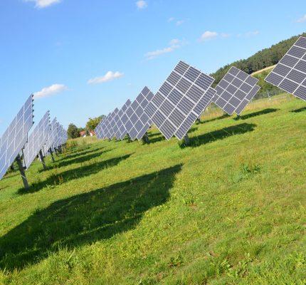 CO2 sparen mit Photovoltaikanlagen