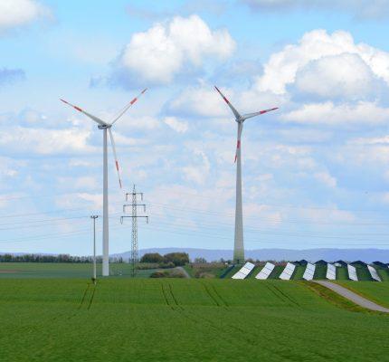 Rekordwerte für Erneuerbare Energien in 2019