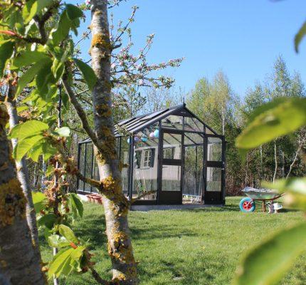 Raus in den Garten – Nachhaltig gärtnern im grünen Wohnzimmer