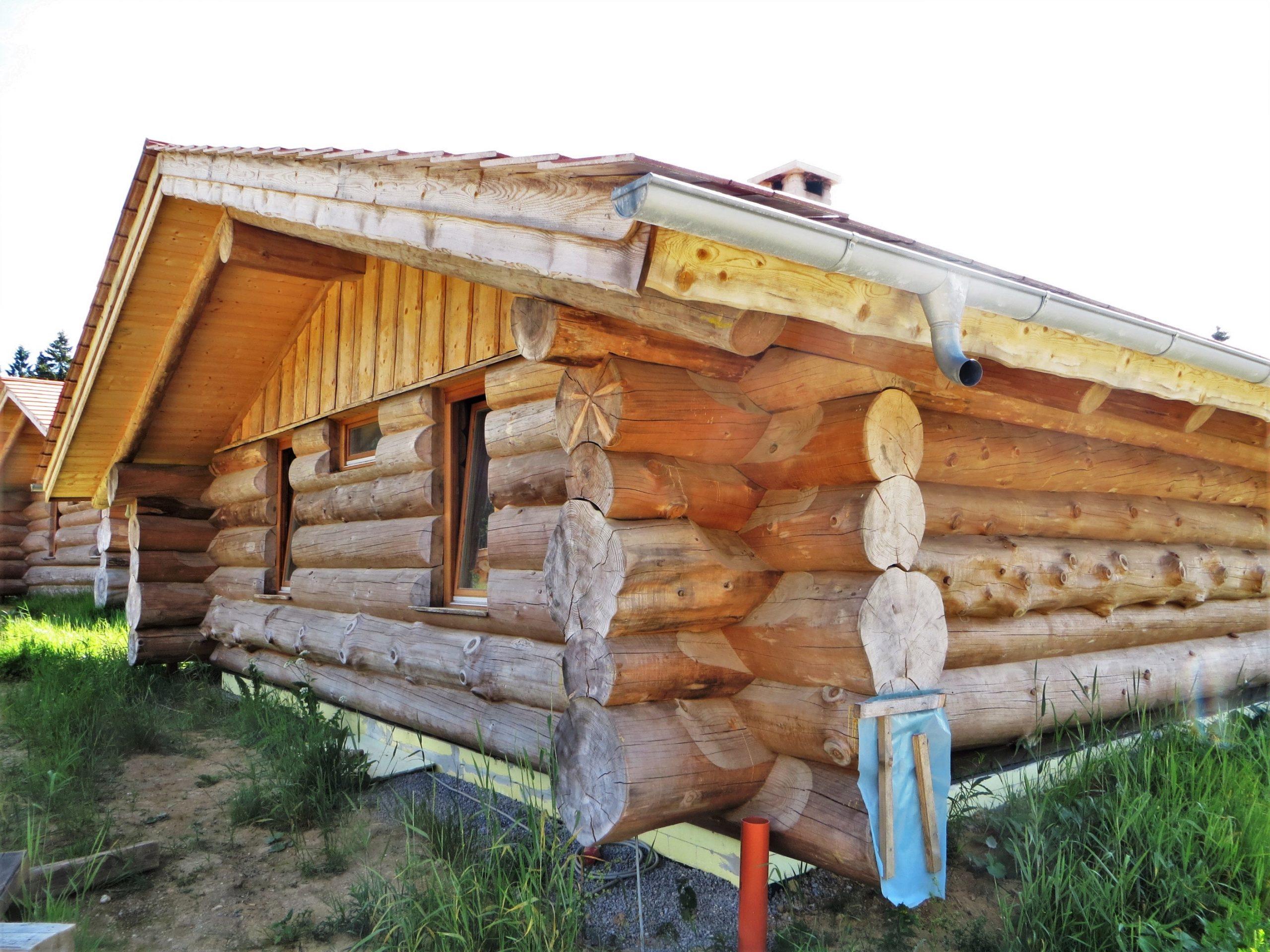 Holzmassivbau