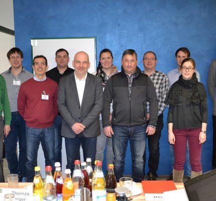 Tanne Kunststofftechnik GmbH: Gastgeber des Energieeffizienznetzwerkes Niederbayern EN²