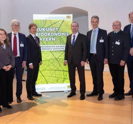 Der Sachverständigenrat Bioökonomie Bayern setzt Impulse
