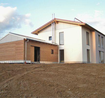 Holz effizient verwenden – Holzbauweisen im Überblick