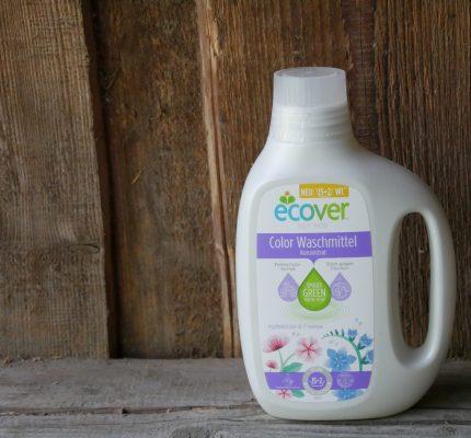 Nachhaltige Wasch- und Reinigungsmittel können Umwelt und Geldbeutel schonen