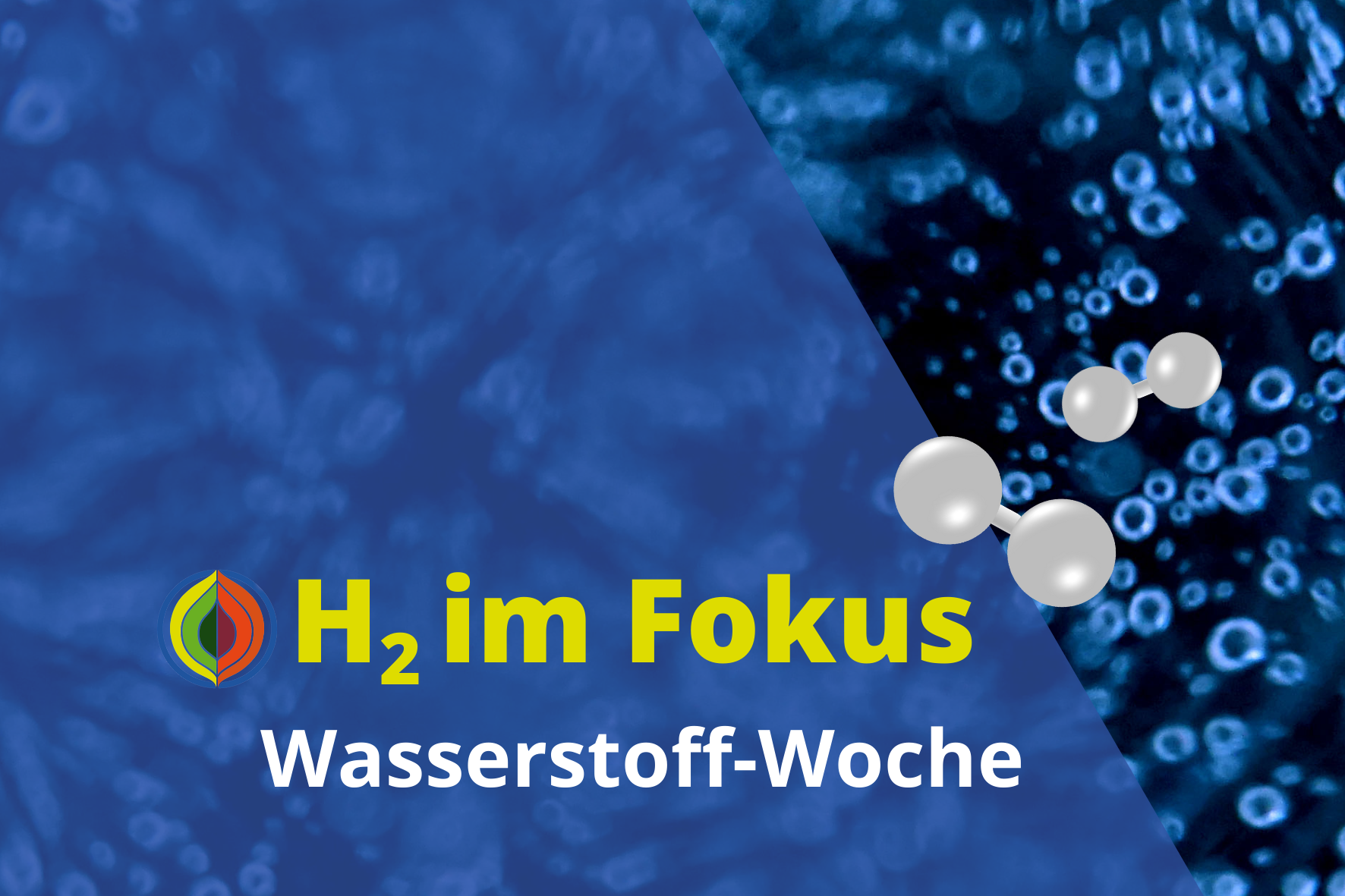 Eine Woche lang im Fokus: Multitalent Wasserstoff
