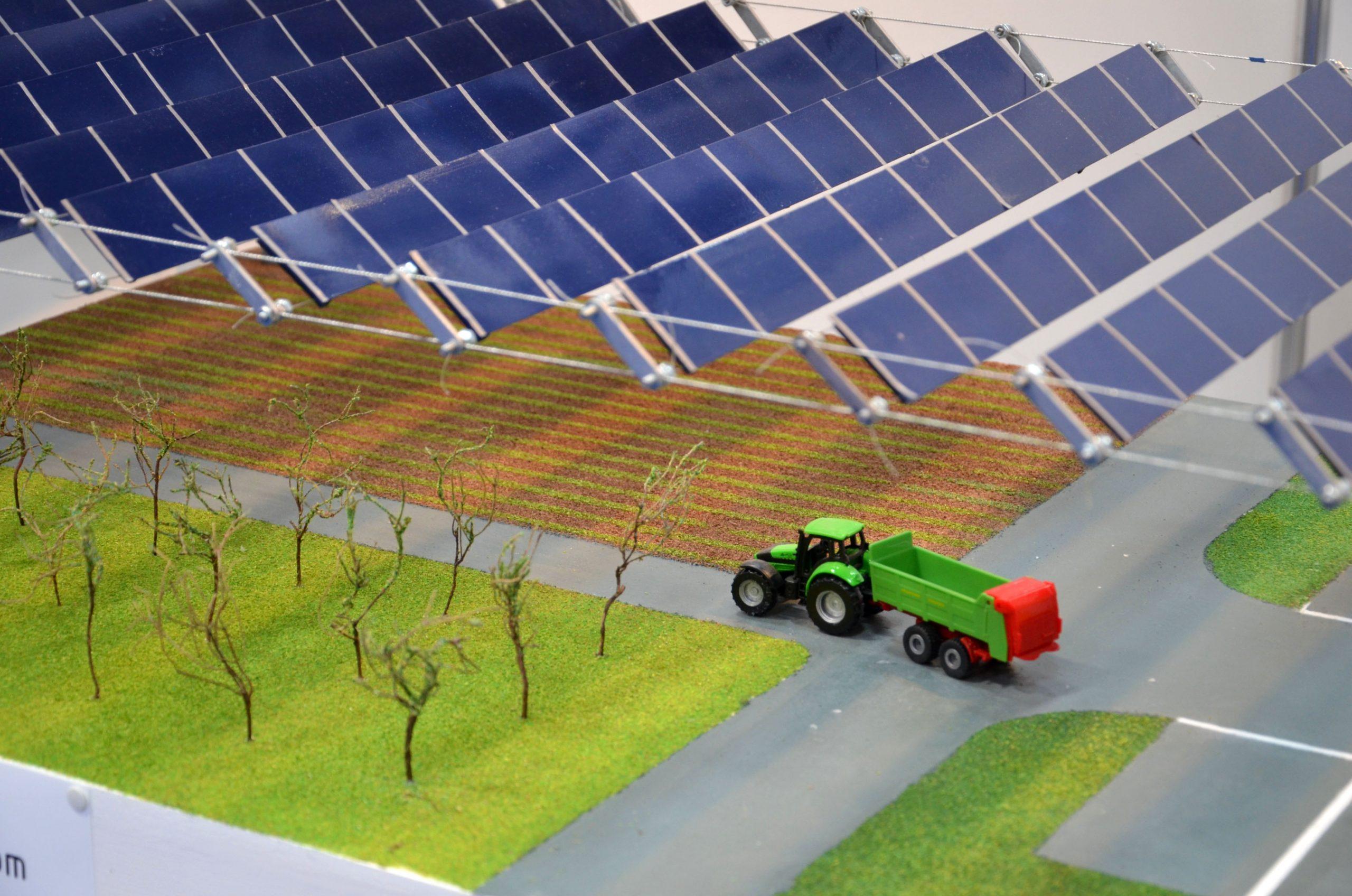 Fraunhofer ISE veröffentlicht Leitfaden zu Agri-Photovoltaik