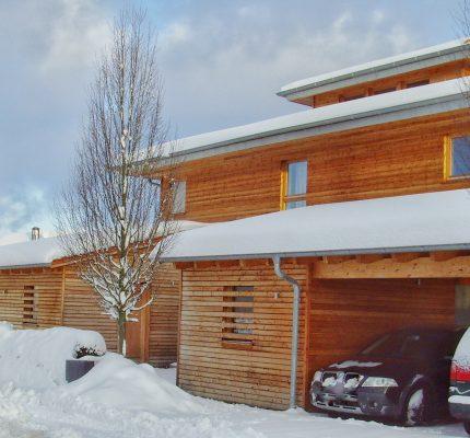 Faszination Holzbau! – Niederalteicher Perspektiven zum Bauen mit Holz