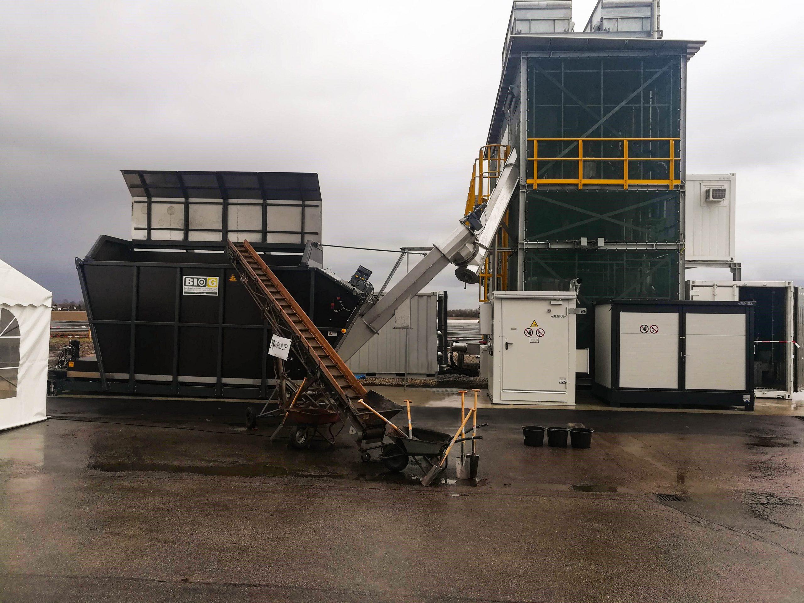 Von der Biogasanlage zur Bioraffinerie – Das LX-Verfahren als Möglichkeit