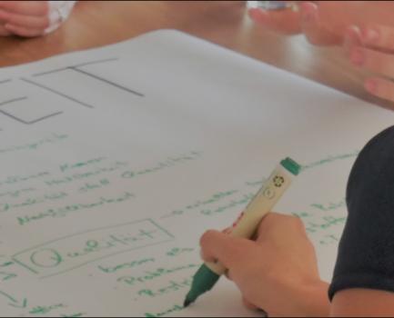Symposiums-Fachblock Akzeptanz für EE: Ideen der Teilnehmenden für das Gelingen der Energiewende