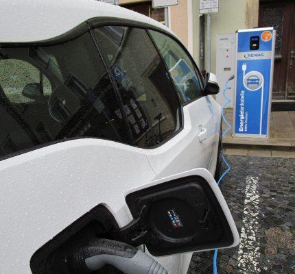 Brandquelle Elektroauto?