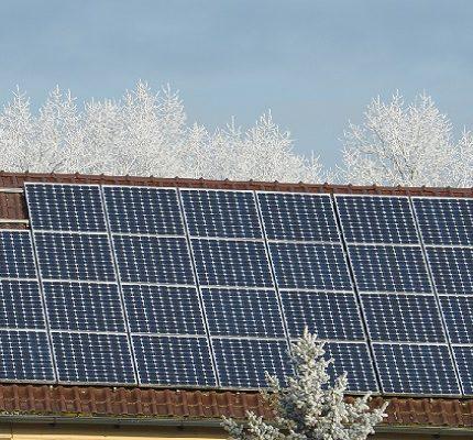 Neue Abstandsregelung zwischen Solaranlagen und Brandwänden