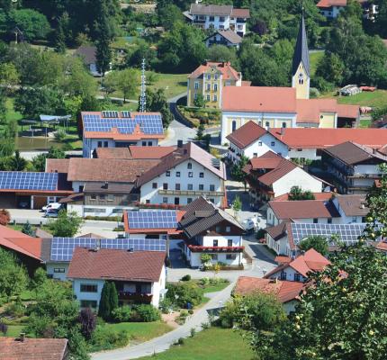 """Aktualisierung der C.A.R.M.E.N.-Broschüre """"Photovoltaikanlagen"""""""