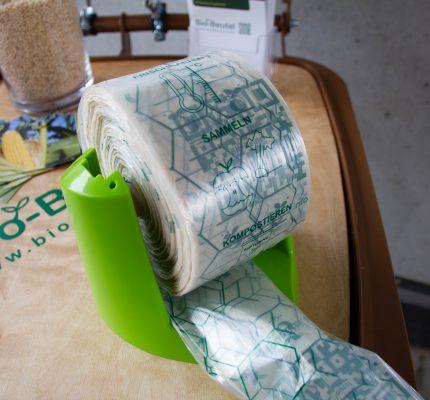 Der Bio-Beutel – kompostierbare Obst- und Gemüseverpackung im Praxistest