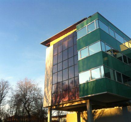 Solarenergie trifft auf Architektur