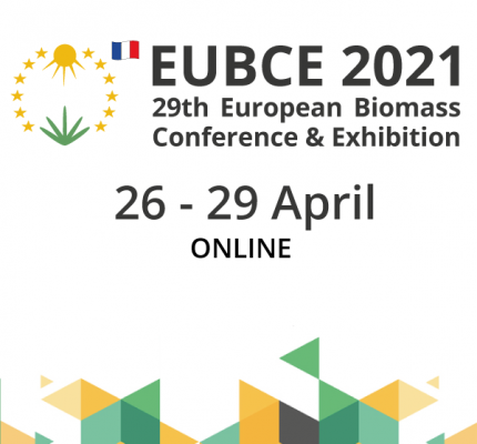 EUBCE 2021 – 29th European Biomass Conference and Exhibition