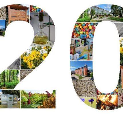 20 Jahre Kompetenzzentrum für Nachwachsende Rohstoffe