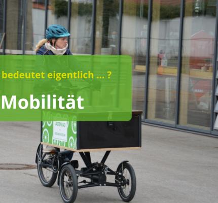 C.A.R.M.E.N. Kinderwoche: Was bedeutet eigentlich … E-Mobilität?