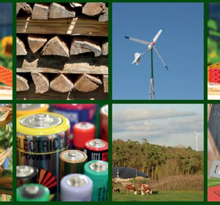 Energie, Umwelt, Nachhaltigkeit – Wissen für Kinder