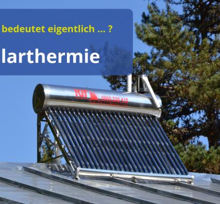 C.A.R.M.E.N. Kinderwoche: Was bedeutet eigentlich … Solarthermie?