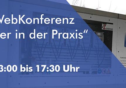 """C.A.R.M.E.N.-WebKonferenz """"Batteriespeicher in der Praxis"""" (22.07.2021)"""