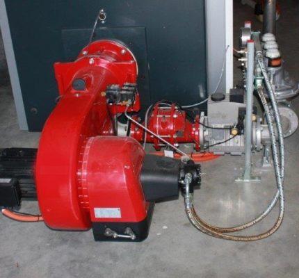 Biogas und die Wärme