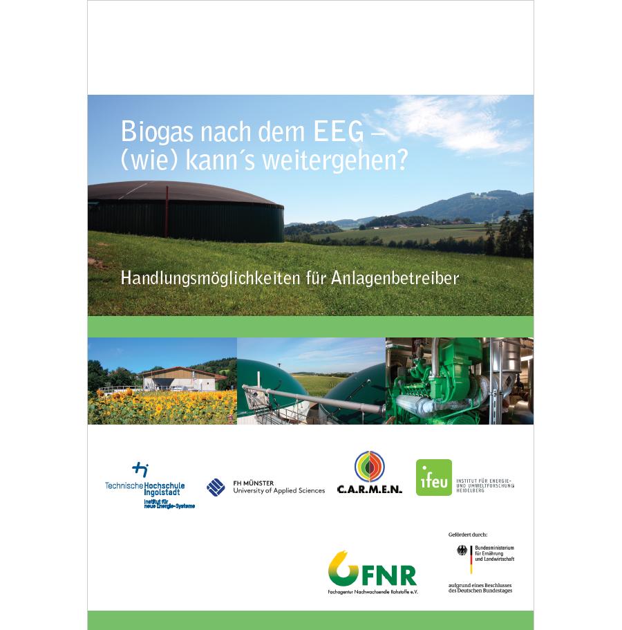 Biogas nach dem EEG (REzAB-Broschüre)