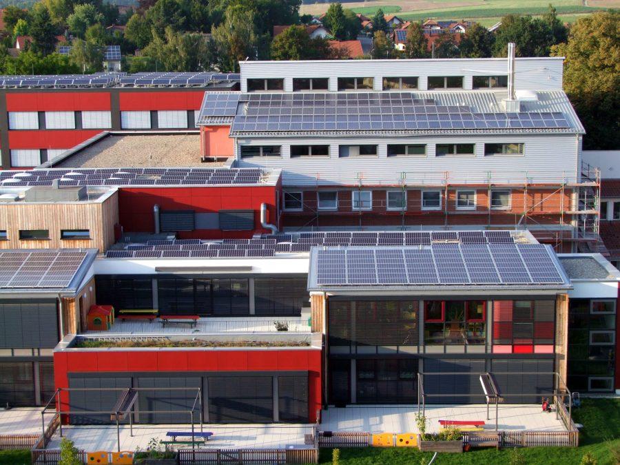 """C.A.R.M.E.N.-Fortbildung für Lehrkräfte """"Energie aus Umwelt und Sonne - Solarthermie, Wärmepumpe, Photovoltaik"""""""